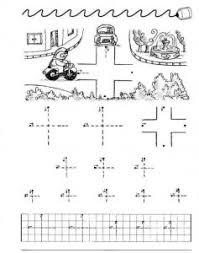 pre printing practice worksheets funnycrafts