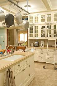 How To Finish The Top Of Kitchen Cabinets Design Ideas For White Kitchens Traditional Home