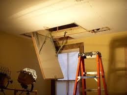 folding garage attic ladder new interior ideas tidy garage