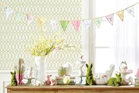 Easter Garlands Decorations by How To Decorate For Easter Diy Decorator