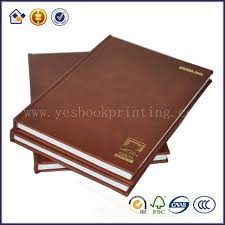 leather bound photo book leather bound book in china