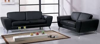 canapé cuir contemporain design salon canape moderne idées de décoration capreol us