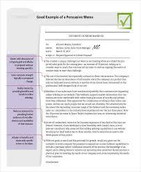 Business Letter Memorandum Example 6 Examples Of Business Memos