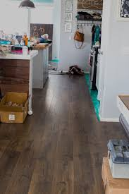 Laminate Flooring Installed Installing Pergo Flooring Domestically Speaking