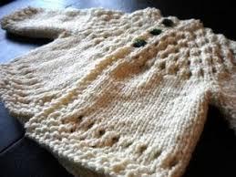knitting pattern baby sweater chunky yarn the createry shop beautiful baby cardigan free knitting pattern