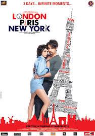 london paris new york 2 of 3 extra large movie poster image