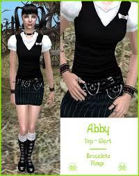 Abby Ncis Halloween Costume Mod Sims Featured Creator Taure
