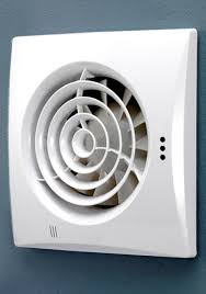 Humidity Sensing Bathroom Fan With Light by Hib Hush Wall Mounted White Fan With Timer And Humidity Sensor 31600