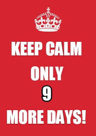Keep Calm And Meme - meme maker keep calm 9 only more days