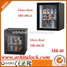 mini frigo pour chambre nouveau design 4nous 40l minibar hôtel type silencieux mini frigo