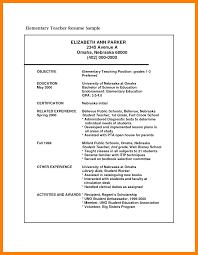 7 biodata format for teacher job job apply letter