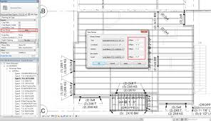 filters in revit for structural framing plans evstudio finally creating filters will allow bearing walls and non bearing walls to appear with the correct graphics the filters tab can be found under the
