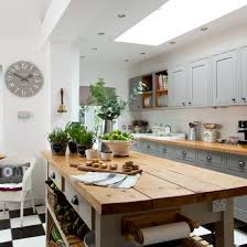 family kitchen design ideas design 4 ideal home kitchens my ideal home bright rustic