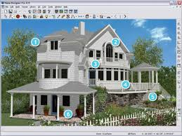 Home Design Cad by Exterior Home Design Software House Exterior Design Software Home