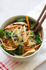 cha e cuisine japchae easy delicious recipes