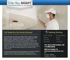 elite sky renovations llc construction and renovation services