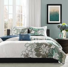 Seafoam Green Comforter Seafoam Green Bedding Rustic Bedroom Idea In San Francisco With