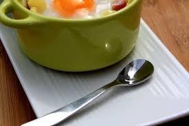 cocotte cuisine recette oeufs cocotte façon carbonara la recette facile