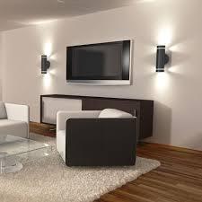 wall light fixture black lighting artika