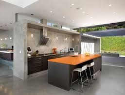 kitchen view efficient kitchen layout interior design ideas