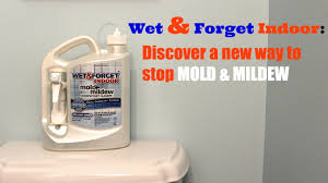 wet and forget indoor discover a new way to stop mold u0026 mildew