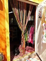 Hippie Drapes Crafty Handmade Beaded Curtain Ideas Curtain Ideas Bead