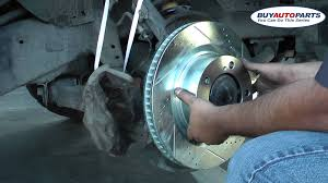 lexus v8 rotor how to replace your 2012 toyota tundra front brakes and rotors