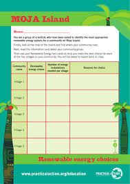 moja island project by welshie23 teaching resources tes