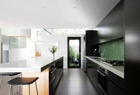 Kitchen Design Black And White Kitchen Design Latest Trends 2016