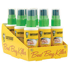Bed Bug Sprays Safeguard Products Bedbug Control Products