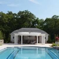 Pool Houses And Cabanas Luxury Outdoor Design Pool Kitchen U0026 Cabana Bergen County Nj