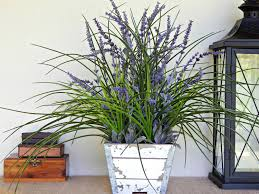 faux flower arrangements lavender arrangement farmhouse centerpiece rustic floral