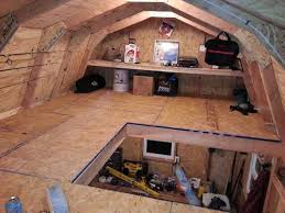 How To Build A 10x12 Shed Plans by Building A Shed Loft Made Easy