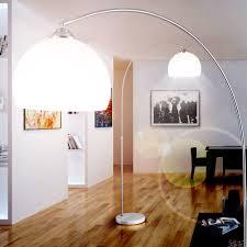 Standleuchten Wohnzimmer Beleuchtung Standleuchte Marmorfuß Teleskoplampe Bogen Wohnzimmer Beleuchtung