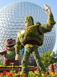 amazing gardens disney in living color hgtv