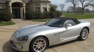2005 dodge viper srt 10 mamba edition s60 houston 2012