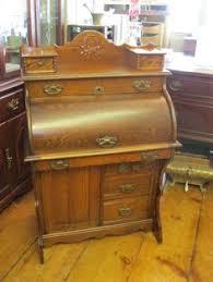 Oak Crest Desk 1931 American Cabinet Co Mahogany Dental Cabinet Antique Vintage