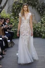here u0027s every look from monique lhuillier u0027s bridal show 22 wedding
