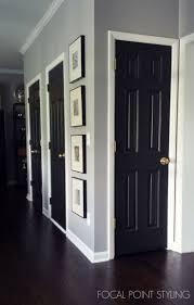 best interior door and trim paint home interior design ideas
