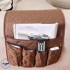 Armchair Remote Caddy Ikea Remote Control Pocket Storage Armrest Bedside Caddy Hanging