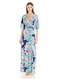 Lilly Pulitzer Baby Clothes Lilly Pulitzer Women U0027s 23900 Parigi Maxi Dress Bright Navy Don
