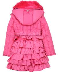 le chic puffer coat hot pink le chic le chic fall winter 2015 2016