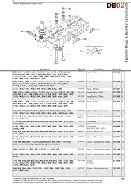 david brown engine page 25 sparex parts lists u0026 diagrams