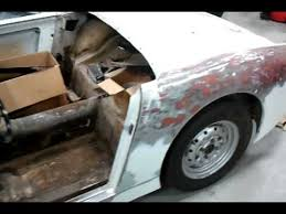 Bugeye Barn How To Evaluate An Austin Healey Bugeye Sprite Project Car Youtube