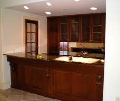 warm modern kitchen bar affordable simple design of the home bar cabinets that can