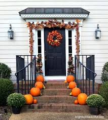 fall decorations for outside outdoor fall decorations affordable trend decoration pipe shelves