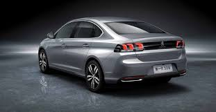peugeot luxury car peugeot 308 sedan 3008 facelift revealed for chinese market