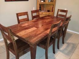 Walnut Dining Room Set By Jeff Tobert  LumberJockscom - Walnut dining room chairs
