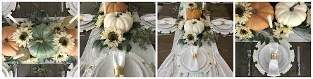 autumn home tour fall tablescapes