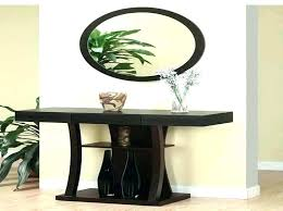 hallway table and mirror sets entrance table mirror taiwanlawblog co